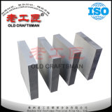 K10 K20 Plaque de carbure cimenté de tungstène en provenance de Chine