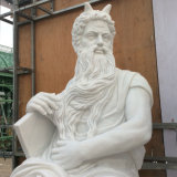 Новая естественная каменная западная скульптура мраморный статуи характеров типа