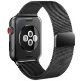 De sterke Magnetische Milanese Riem van Iwatch van de Vervanging van het Roestvrij staal van de Lijn voor het Horloge van de Appel