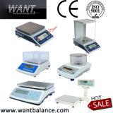 Balanza de Digitaces, escala de plataforma de Digitaces, escala de referencia 10kg/20kg/30kg/1g/0.1g