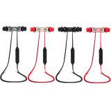 La gamme de produits d'épreuve de sueur ajustée dans la séance d'entraînement d'oreille folâtre l'écouteur de Bluetooth Earbuds