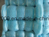 オレンジ単繊維の釣り道具のナイロン漁網