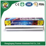 Rollo de papel de aluminio en el hogar con precio más bajo