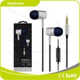 Fone de ouvido excelente estereofónico de Smartphone dos sons