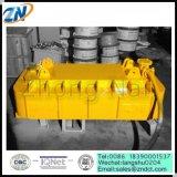 Neuer Entwurfs-Hochtemperatur-elektromagnetischer Heber MW19-27072L/2 für das Handhaben des Walzdraht-Ringes