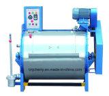Type de lavage industriel de ventre de machine de nettoyage de machine à laver commerciale horizontale de blanchisserie machine de rondelle de 15kg à la capacité 400kg