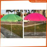 Stof 1.8m Paraplu van de Markt van het Strand van de Reclame de Openlucht