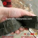 Automatique de l'assèchement de la machine de traitement des boues industrielles