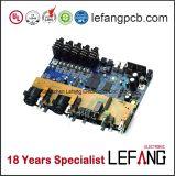 1-20 conjunto PCBA do PWB da placa de circuito impresso do Lf-HASL das camadas