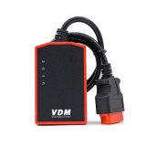 元のVdm Ucandas V3.9 WiFi完全なシステム自動車車の診察道具Ucandas Vdm DHLは放す