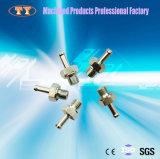 Précision du matériel en laiton Auto pièces de rechange de pièces d'usinage CNC