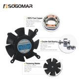 Ventilador axial de enfriamiento de la CA del ventilador plástico de las láminas de la ventilación de Sf12038 Frameless