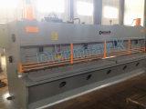 Máquina de corte da guilhotina hidráulica do CNC para a folha de metal