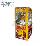 Attraktive Schokoladen-Kasten-Säulengang-Greifer-Kran-Maschine für Verkauf