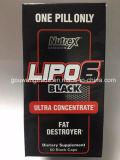 OEM/Nutrex Research Labs Lipo 6 Black Ultra concentran el 60 cápsulas negro