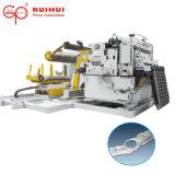 A linha de produção dos acessórios para Mitsubishi é a máquina do Straightener do Nc (MAC4-1400H)