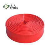 Гибкая полихлорвиниловая лежит плоско шланга для подачи воды для орошения системы/PVC сад шланг