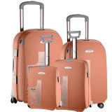 Bubule 4つの車輪Hl411が付いている多彩な飛行旅行荷物のスーツケースビジネストロリー袋
