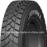 marca de fábrica de 12r22.5 315/80r22.5 Joyall todos los neumáticos radiales de acero del carro y neumáticos de TBR