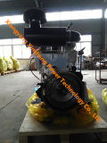 Комплект генератора Dongfeng Cummins морской тепловозный с двигателем 6BTA5.9-GM и альтернатором