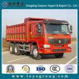 판매를 위한 HOWO 덤프 트럭 Sinotruk 371HP 팁 주는 사람 트럭
