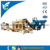 Qt4-15 hydraulische blockierenCabro Block-Maschine mit Qualität