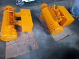 Gru elettrica bassa diretta della fune metallica dell'altezza libera di vendita 10ton della fabbrica