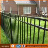 Preiswerte dekorative bearbeitetes Eisen-Garten-Zaun-Panels für Verkauf