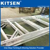 Construcción resistente y fuerte andamio de acceso a las estructuras con el marco estrecho