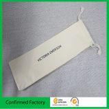 Sac en toile de coton personnalisés Pen /Sacs Coton Promotion / recycler les sacs de plume en coton biologique