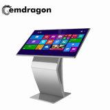 32 pouces de type horizontal de la publicité Player kiosque extérieur de la signalisation numérique LCD avec la certification des aliments pour les ventes de kiosque ecran