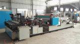 Papier de soie de soie employé couramment de toilette faisant la ligne de production à la machine