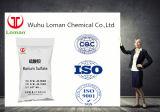 Venta caliente pigmento de la química de sulfato de bario natural