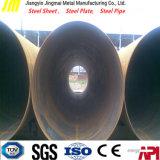 電流を通された鋼鉄は管の鋼鉄管のERWによって溶接された管を溶接した