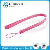 Venda quente colhedor de nylon tubular tecido da cinta da garganta da impressão para a chave