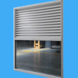 Lumbrera de aluminio de la seguridad de la ventilación del aire del estilo de Australia con la ventana fija