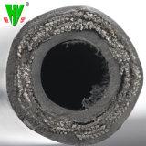 China-Gummi bespritzt Hersteller-umsponnene hydraulische Hochdruckschläuche R2at mit einem Schlauch
