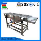 Het Lineaire Trillende Scherm van China voor Voedsel en de Chemische Machine Ra1020 van de Industrieën