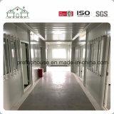Contenedor de montaje rápido de dos pisos de la construcción de viviendas