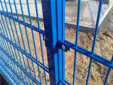 يغلفن ومسحوق يكسى [توين-وير] سياج أو مزدوجة سلك لوح شبكة يسيّج من [دّ] سياج