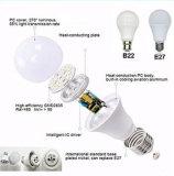 Programa piloto universal de la bombilla 3W 5W 8W 10W 13W Philip LED Philip LED del LED