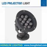 Proyector de la iluminación 12W LED del paisaje de Intiground de la iluminación