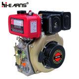 Dieselmotor met de Schacht van de Spiebaan met de Machine van de Bouw wordt gekenmerkt (HR178F die)