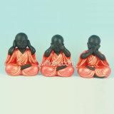 Миниое Desktop раздумье Будда смолаы украшения богатства