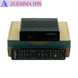 4K телевизор в салоне DVB S2X Zgemma H9s