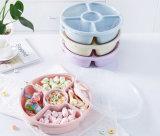 Serveur d'aliments Multisection plaque d'affichage des plateaux à servir de nourriture pour les parties