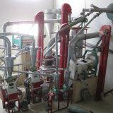 Fábrica de tratamento de trituração do moinho de farinha dos grãos de milho do milho do rolo do martelo