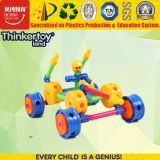 Nuevo juguete del rompecabezas Jigsaw, coche de la diversión para el juguete creativo de la educación de los cabritos