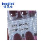 Leadjet 1-5 Zeilen Cij Bearbeitungsnummer-automatischer industrieller Tintenstrahl-Drucker
