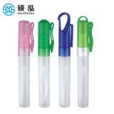8ml Pen Hand Sanitizer en forme de bouteilles de parfum vaporisateur parfum de poche